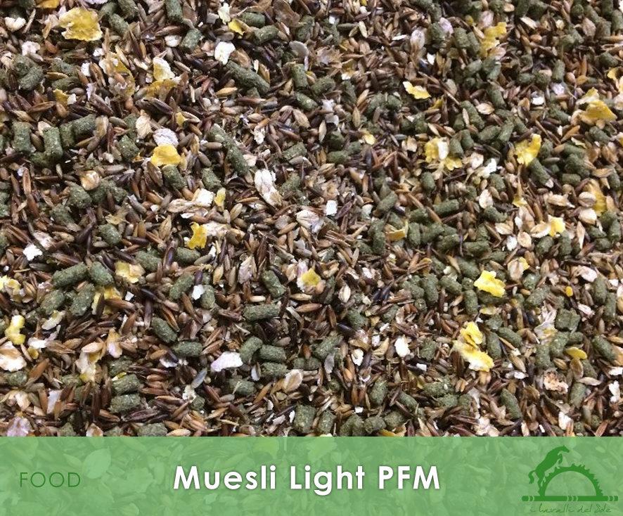 Muesli Light PFM -- i Cavalli del Sole